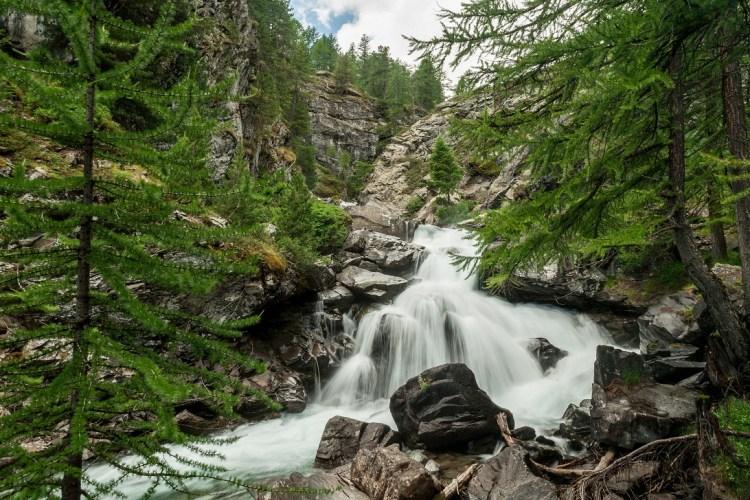 cascade Fontcouverte