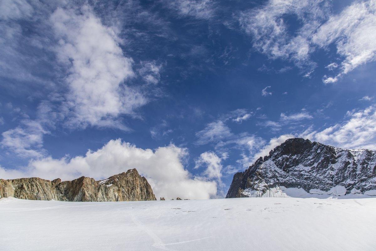 Glacier de la Girose La Grave La Meije © Patrick Domeyne