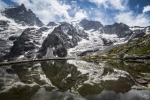 Le lac de 2400 m