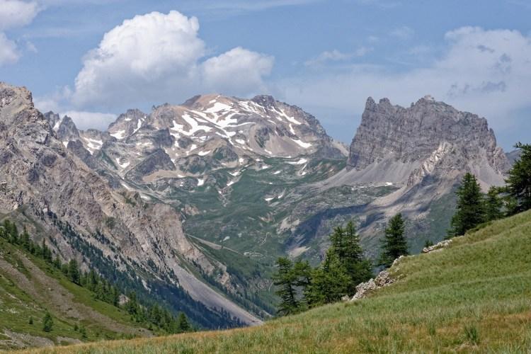 Le Mont Thabor et le Grand Séru