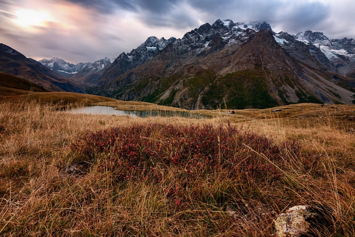 Lac du Pontet © Romain Cravero