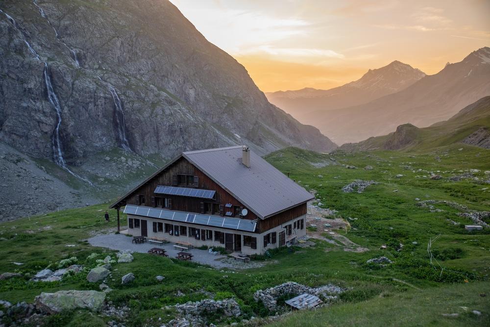Refuge de l'Alpe