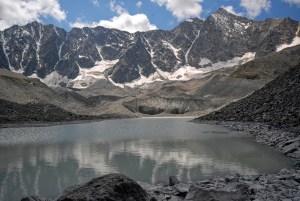Lac du Glacier d'Arsine © M. Ducroux