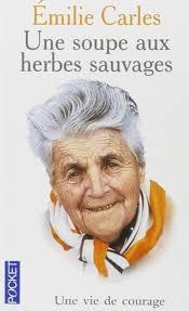 Une soupe aux herbes sauvages - Emilie Carle