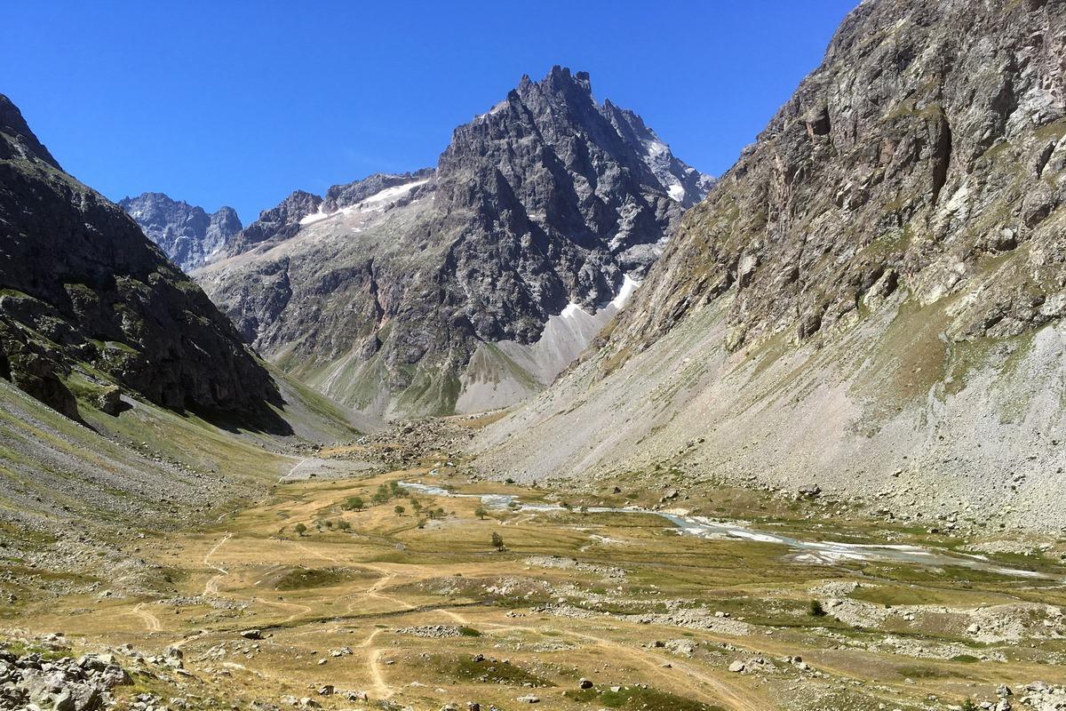 Plan de l'alpe les Ecrins