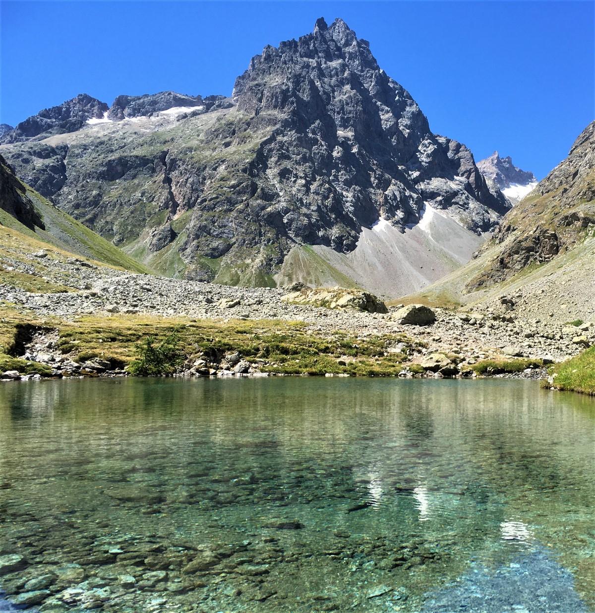 Lac les Ecrins