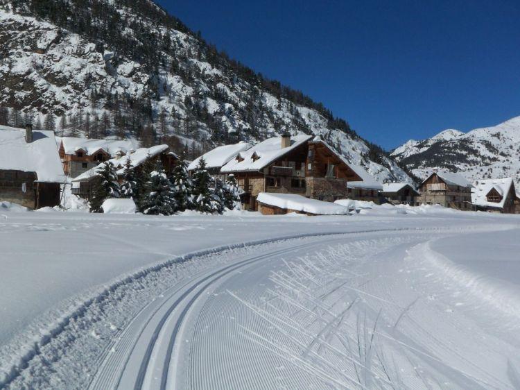 Ski de fond Cervières le Laus