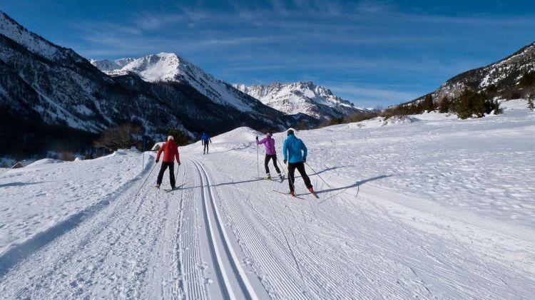 Ski de fond Clarée