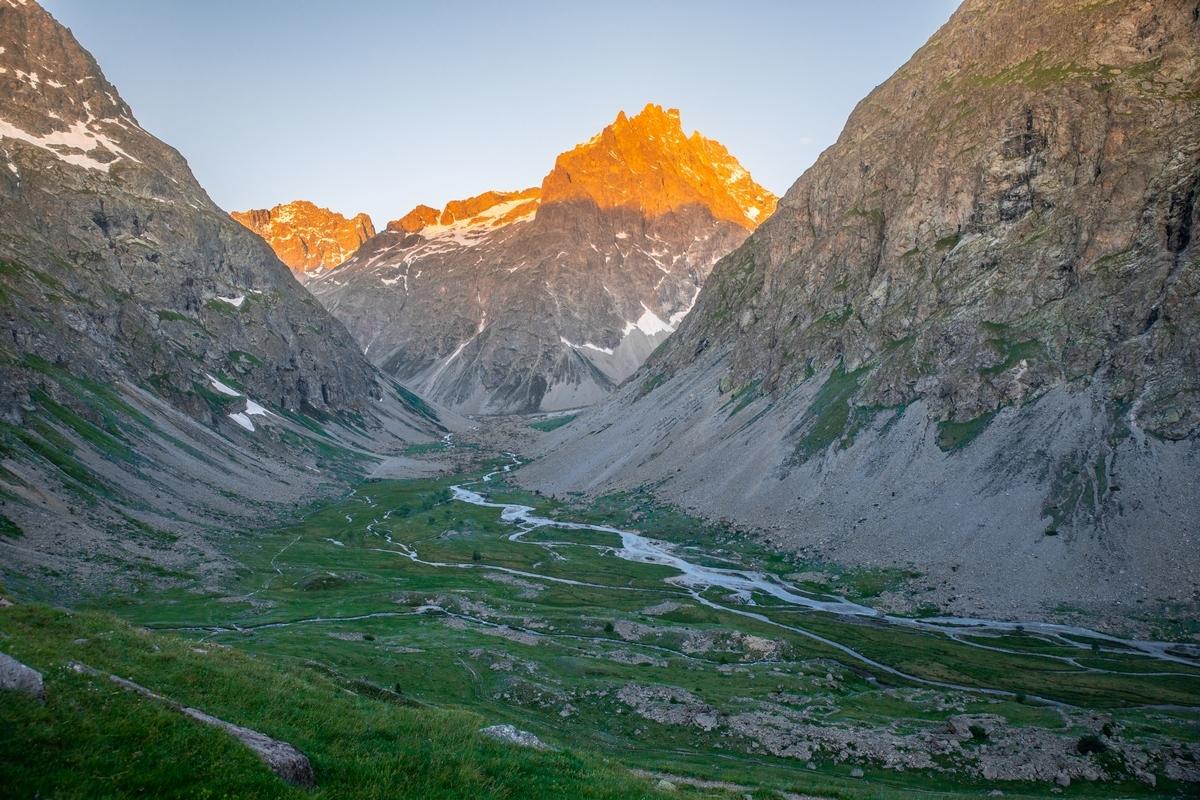 Alpe de Villar Ecrins © T. Blais