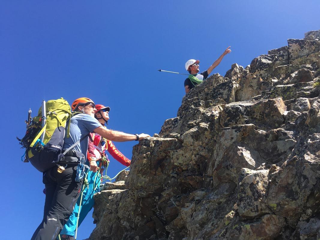 Alpinisme bureau des guides La Grave © Erin Smart