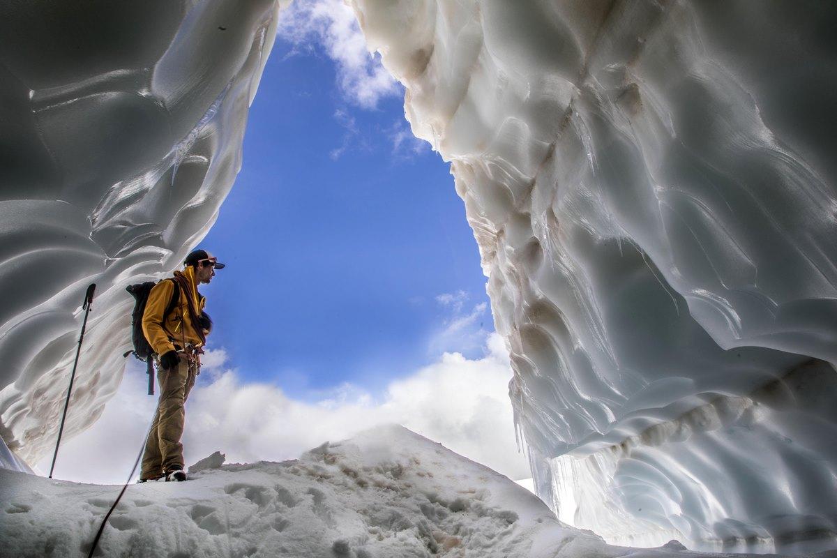 Balade glacier La Grace