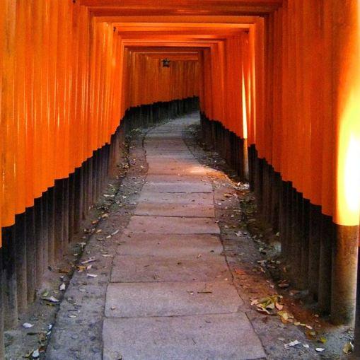 Fushimi Inari Shrine (伏見稲荷大社), Southern Kyoto