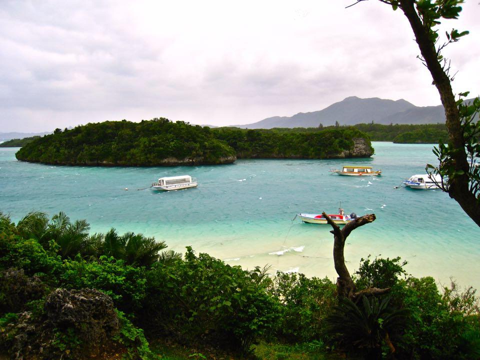 Ishigaki Kabira bay