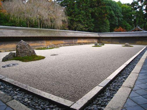 Ryoanji Temple (龍安寺), Kyoto, Unesco heritage