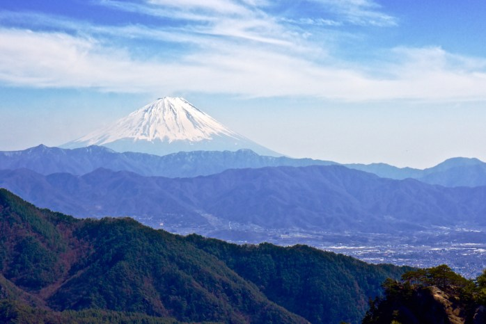Fuji san viewpoint
