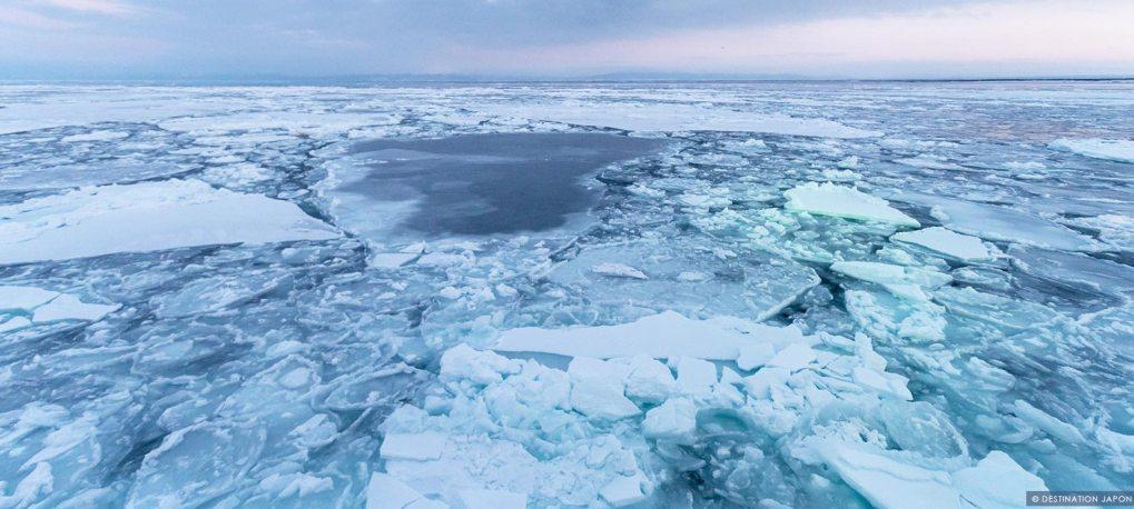 Drift Ice, la fonte des glaces à Abashiri