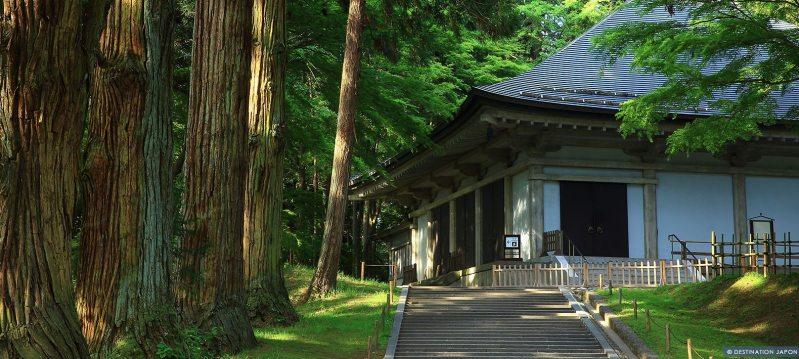 Zone historique de Hiraizumi, Iwate