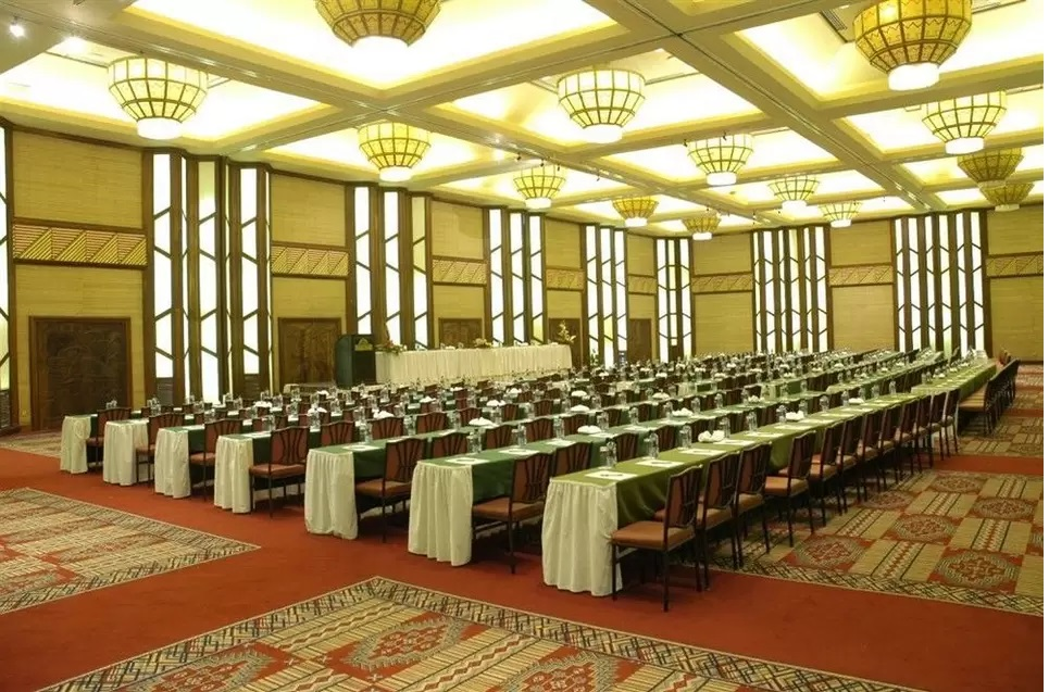 Safari Park Conference room