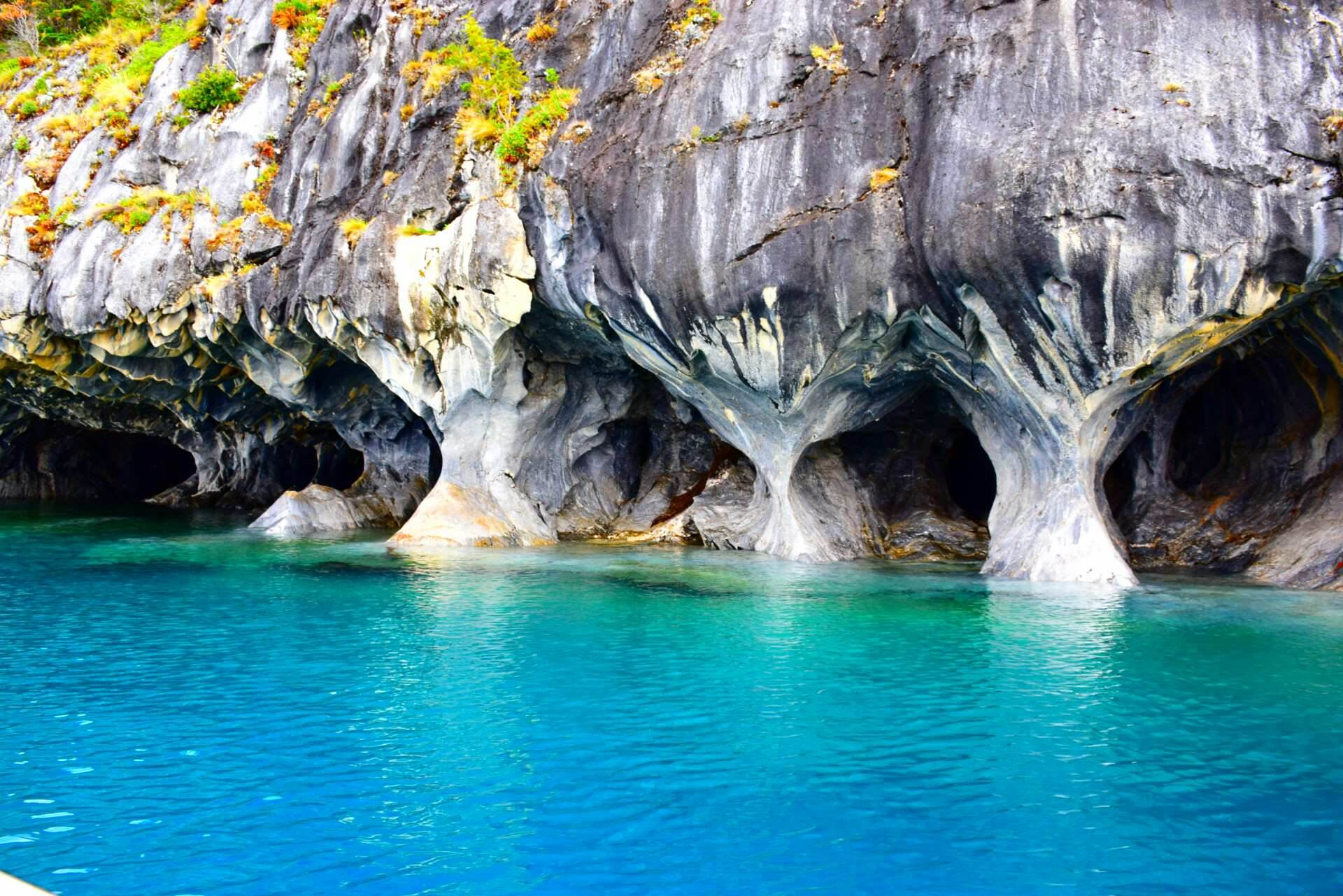 Our Journey To The Marble Caves Patagonia
