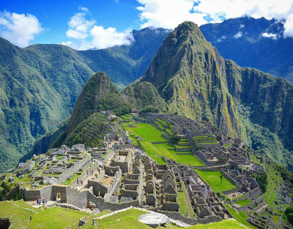 Machu Picchu, Inca City - Part One: The Salkantay Hike