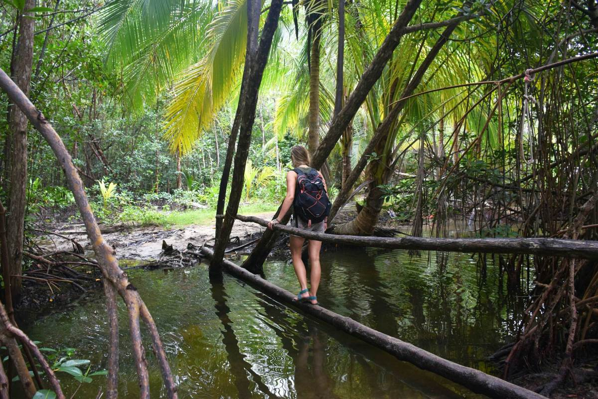 Backpackers Guide to Bocas del Toro