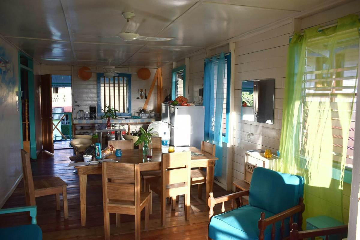 Where to Stay on Bocas del Toro