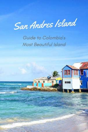 San Andres Island Colombia guide pinterest