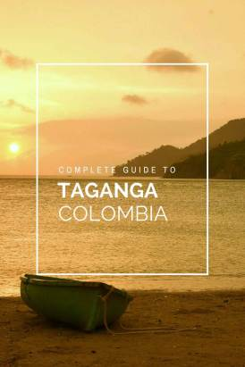 Taganga Colombia guide Pinterest