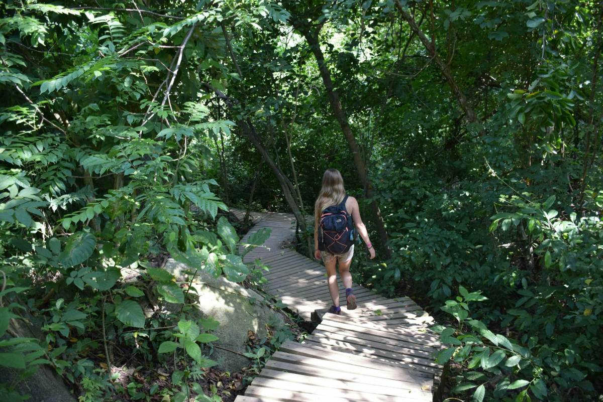Tayrona National Park entrance fee is $48,000 cop