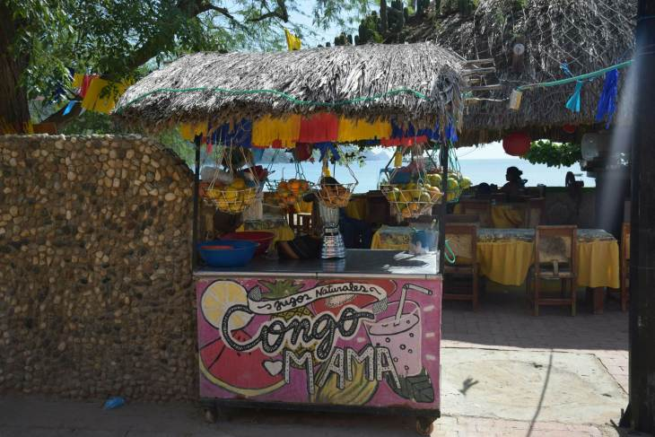 Santa Marta to Taganga is a simple journey by taxi