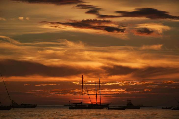 Watch the sunset as the most popular things to do in San Juan del Sur
