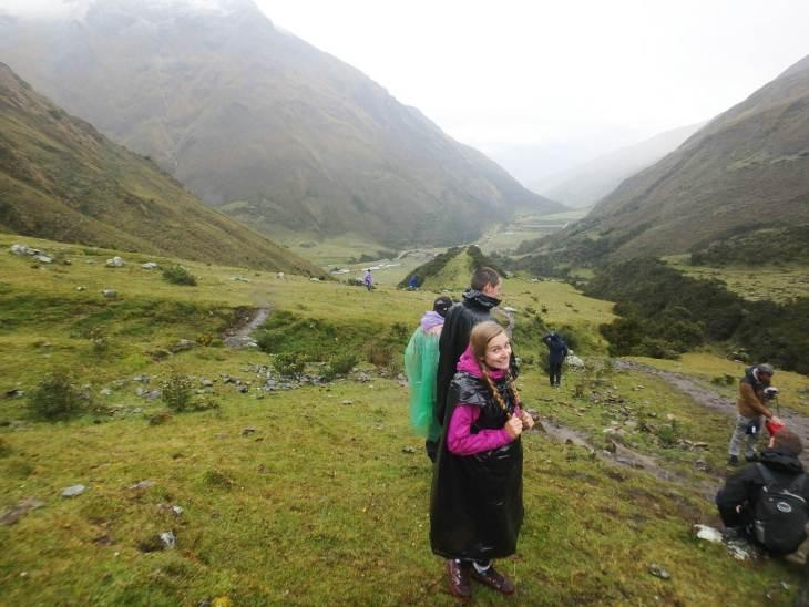 salkantay trek hike