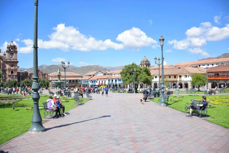 cusco peru travel photo gallery