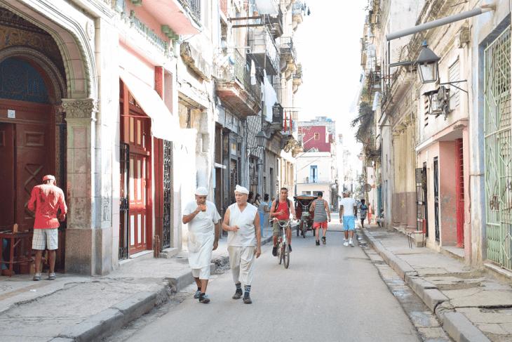 Exploring Central Havana