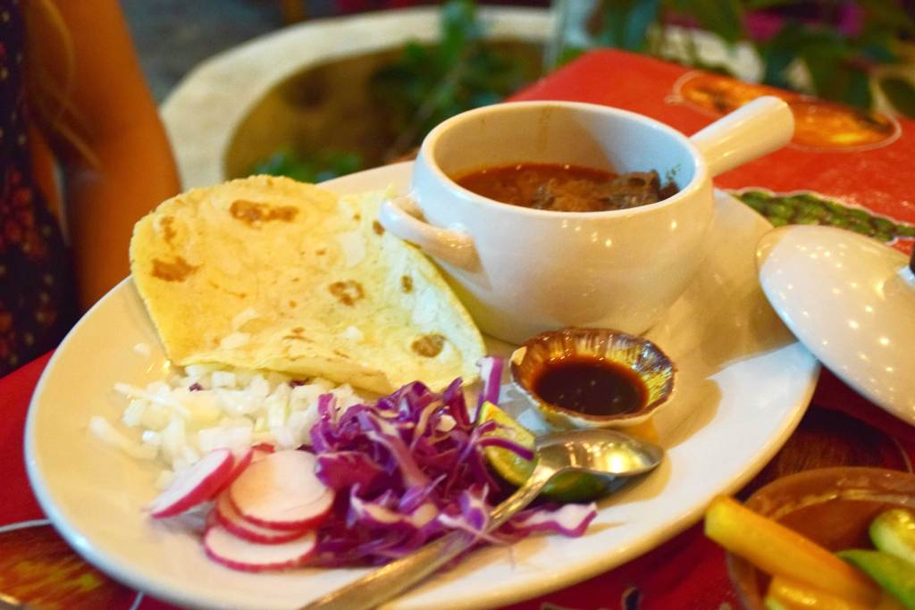 Food is a good choice for things to do in Puerto Vallarta