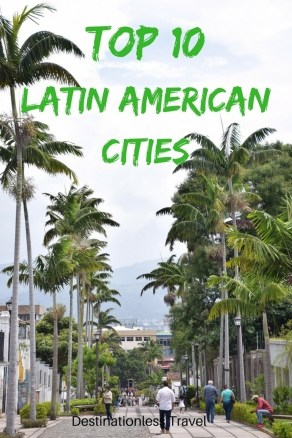 top 10 latn american cities pin for pinterest