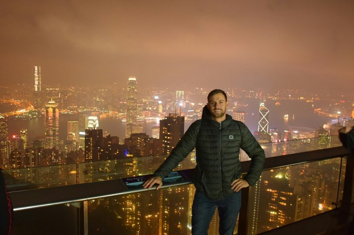 one of my favourite things to do in Hong Kong is Victoria Peak