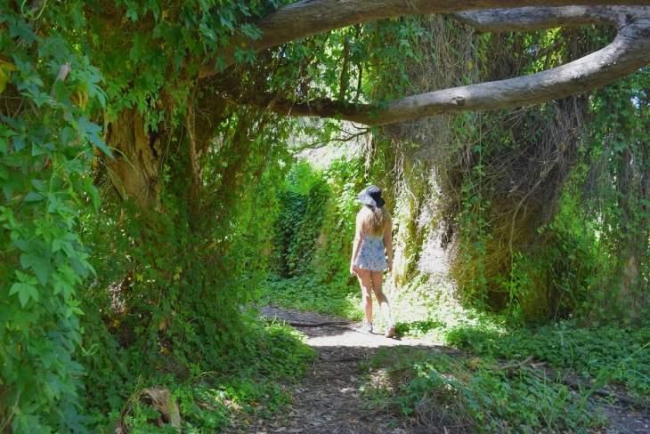 the secret garden in perth