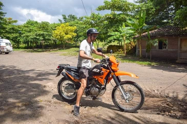rental bike ometepe, things to do on ometepe