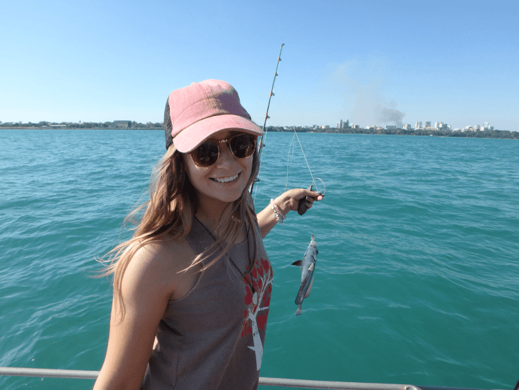 fishing in darwin the northern territory