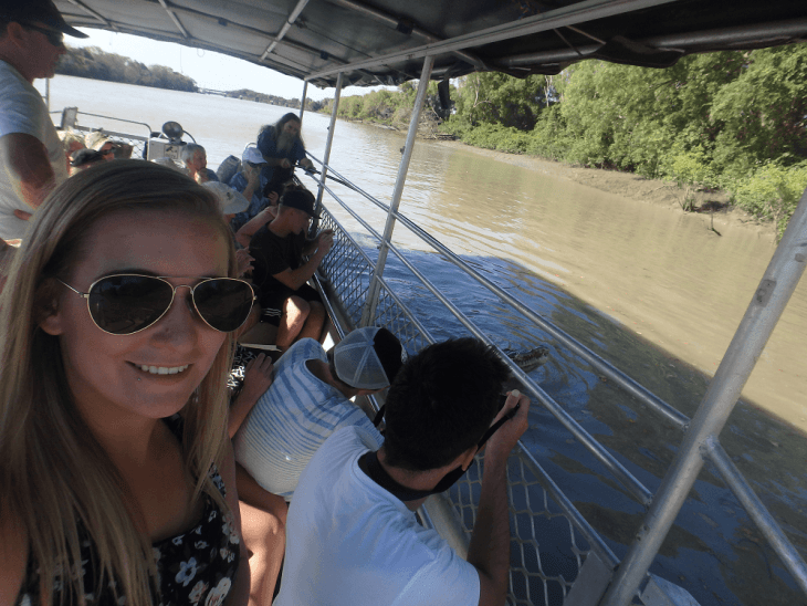 the jumping croc cruise is one of the best things to do in darwin