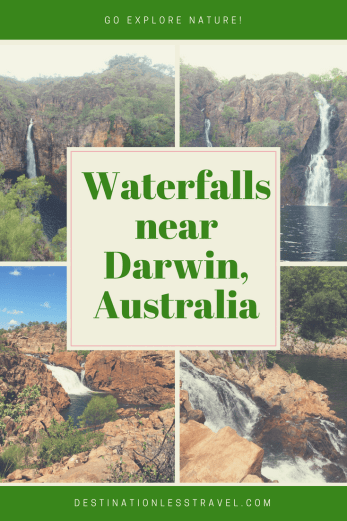 Waterfalls near Darwin, Australia pinterest