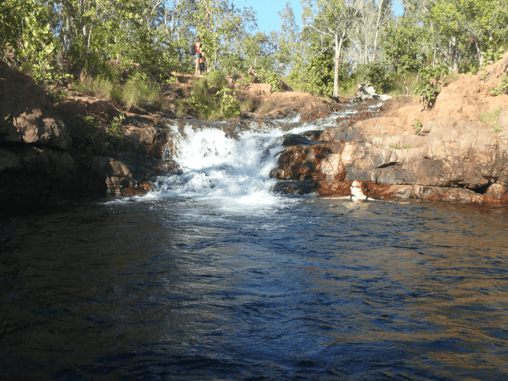buley rockhole pools