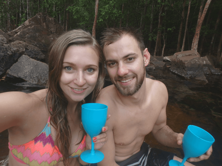 we love waterfalls near darwin