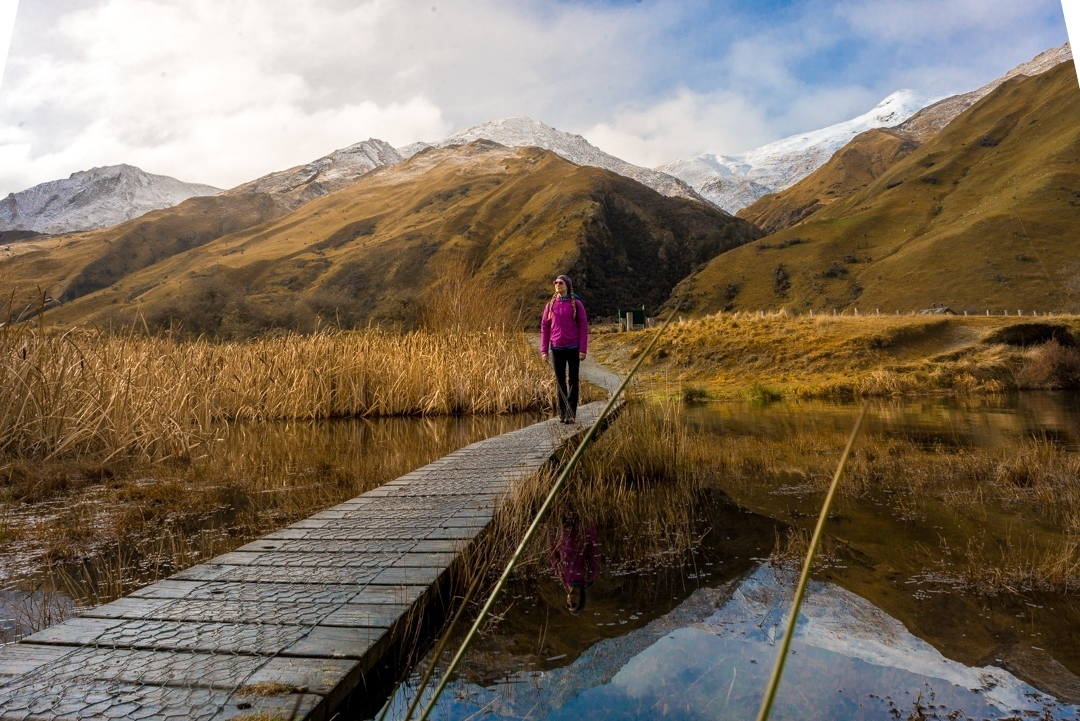 Moke Lake, New Zealand: Stargazing and Reflections