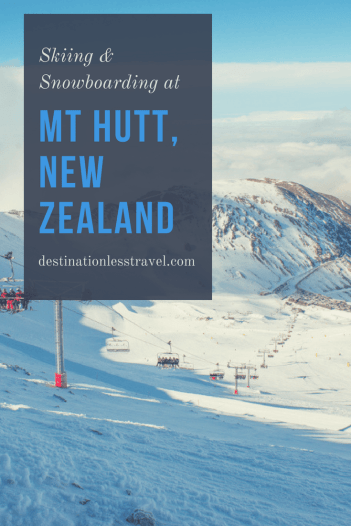 skiing at mt hutt pinterest