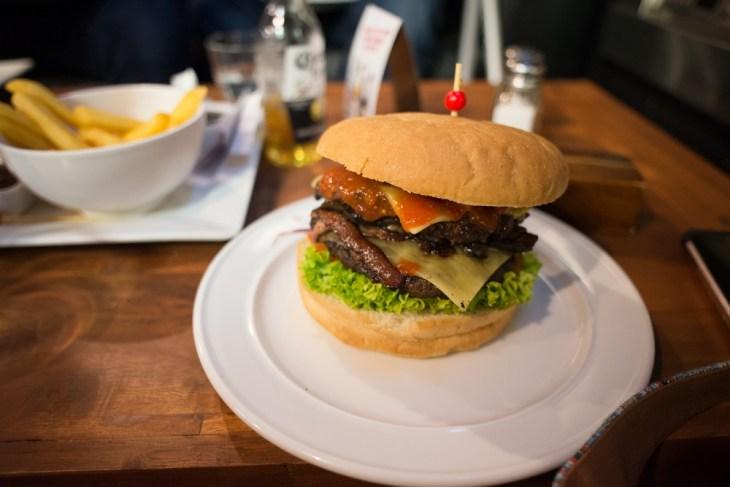what is the best burger in queenstown