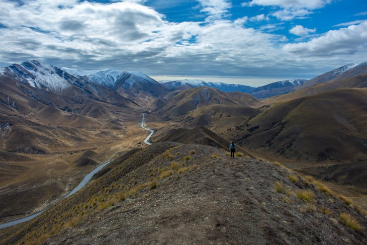 lindis pass new zealand