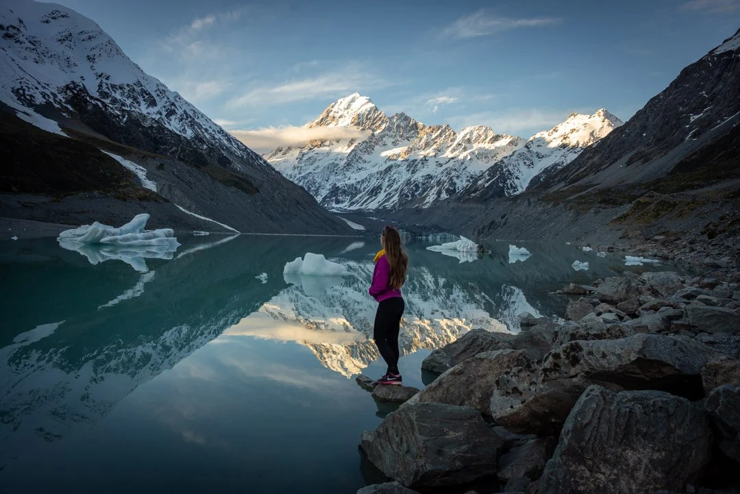 Where to Take the Best Photos in Mount Cook National Park