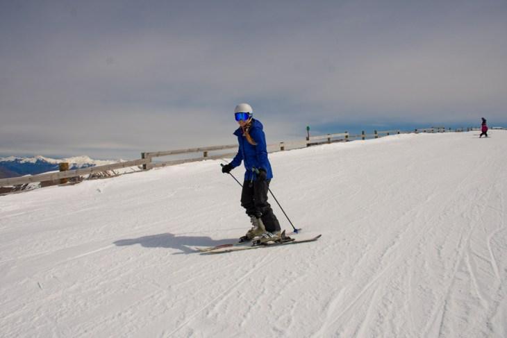 hitting the slopes at cardrona ski resort